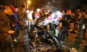 Terrorists kills-13-injures-30-in-Baghdad