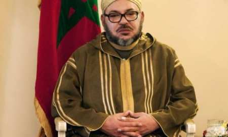 King Mohammed VI was not at the summit because Israel's Prime Minister Benjamin Netanyahu had been invited.