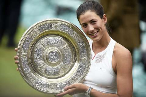 muguruza 2017 wimbledon champion - WTX News Breaking News, fashion & Culture from around the World - Daily News Briefings -Finance, Business, Politics & Sports