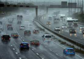 Daily Travel round up from all the roads and traffic hotspots around the UK.