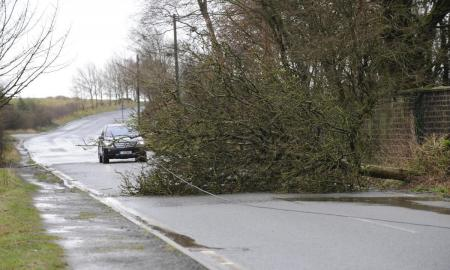Storm Aileen has battered parts of the UK overnight- get more with your daily weather briefing