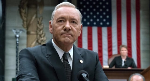 Kevin Spacey has been accused of sexual abuse and Netflix just cancelled his show
