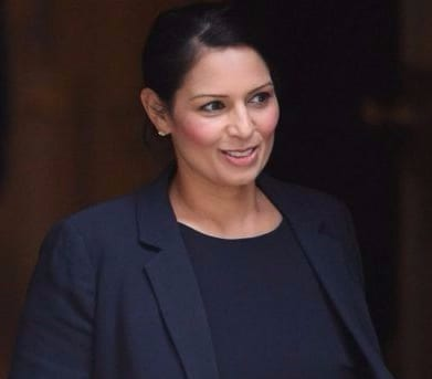 A Rodent in Westminster - Priti Patel MP for Witham in 2010