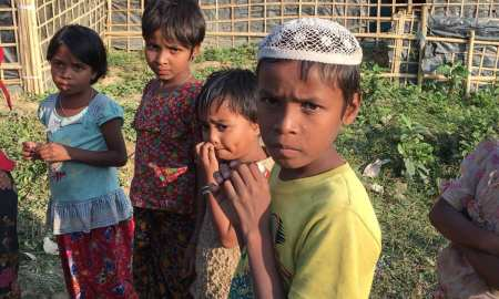 Rohingya crisis 'looks like ethnic cleansing' from Yvonne Ridley on the ground with Rohingya