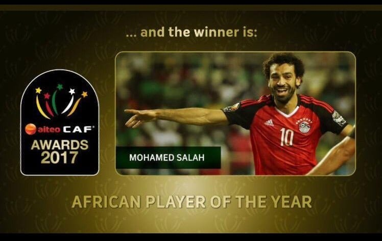 Sadio Mane and Mohamed Salah have made the 30-man shortlist for African Player