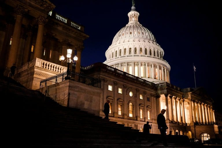 Breaking News: Chaos in US as the government has shutdown again