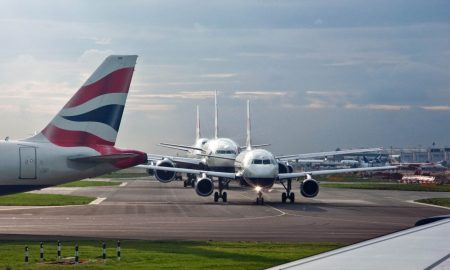 Fatal Accident at British Airways following a collision on Taxi runway
