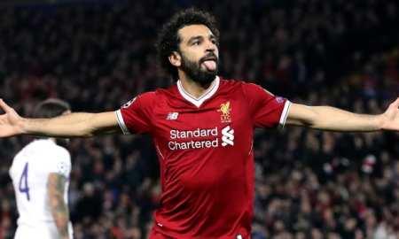 Mo Salah phenomena is sweeping through the country
