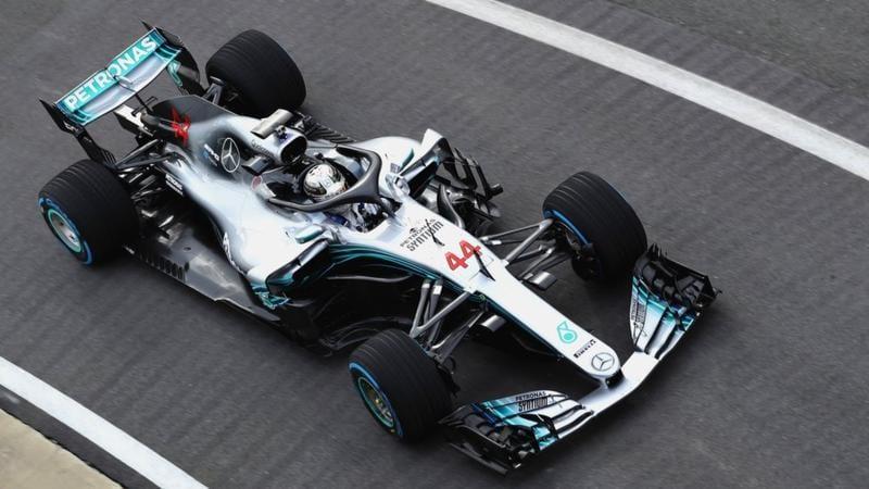 Lewis Hamilton's Silver Arrows