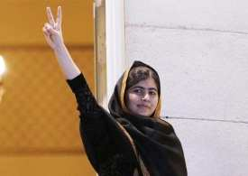 Malala returns to Pakistan for the first time since attack
