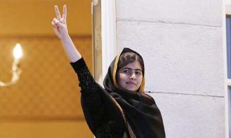 Malala Yousafzai arrives in Pakistan for the first time since she was shot
