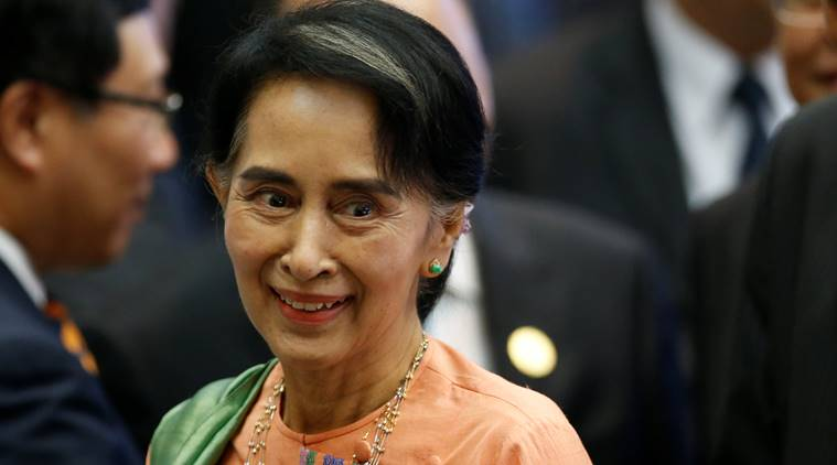 Myanmar's Lady held to account for Rohingya war crimes