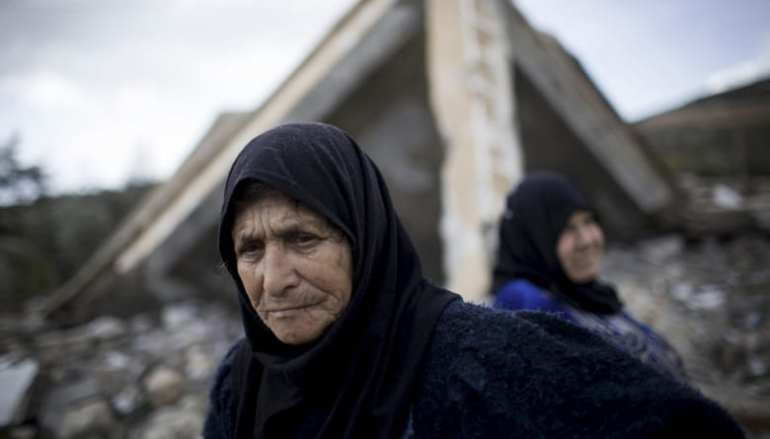 Syria news - Syria Conscience Convoy For International Women's day