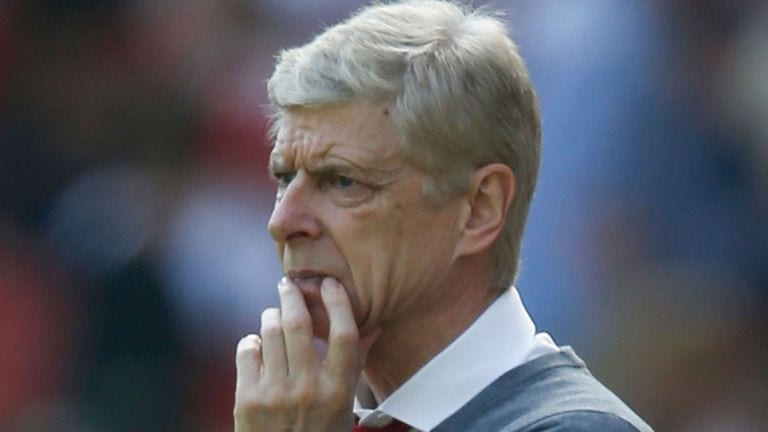Wenger's successor is waiting for the outcome of the Europa league tie