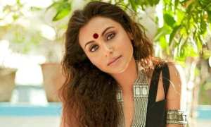 Rani Mukherji on her 20 years in Bollywood and gender equality
