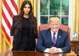 Kim Kardashian meets with Trump to seek a pardon 63-year-old great-grandmother