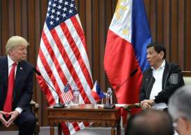 Macho Presidents and their misogyny