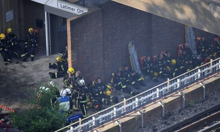 Grenfell Tower the tragedy that rocked the nation - London England