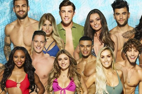 Switching off at Love Island