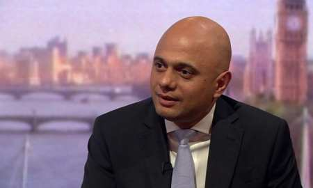Sajid Javid on the Andrew Marr show talking about immigration reform and manifesto targets