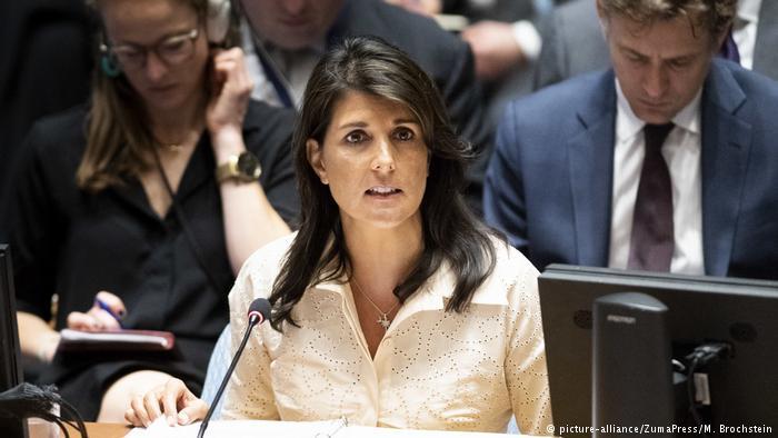 US leaving anti-Israeli UN Human Rights Council