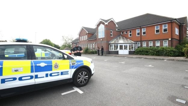 Two more are in critical care after collapsing near Salisbury - Russian spy poisoning