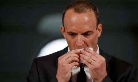 Dominic Raab released papers signalling what the UK needs do in case of a NO deal!