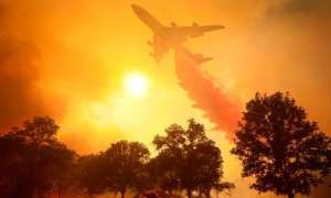 Scorching heat and dry conditions have led to several of the worst wildfires California has ever seen