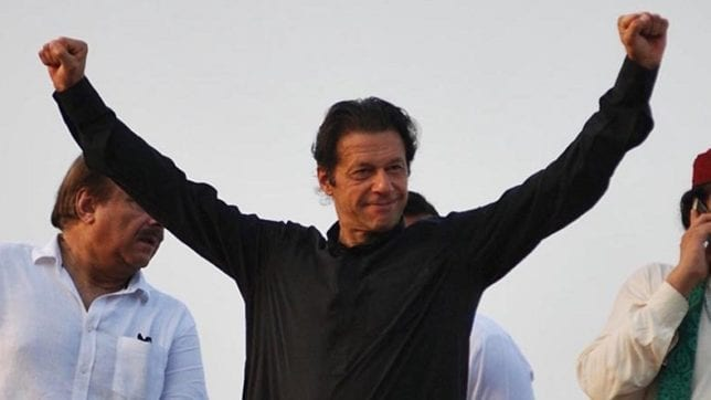 Imran Khan goes out to bat for Erdogan