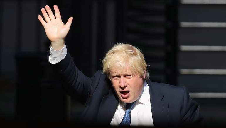Boris Johnson - A leadership challenge in the making