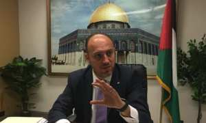 PLO ambassador to US had high hopes for Trump era but has since been expelled Middle East