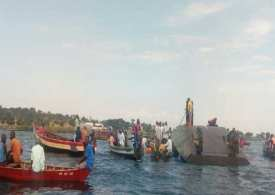 200 people are expected dead on the ferry disaster in Lake Victoria