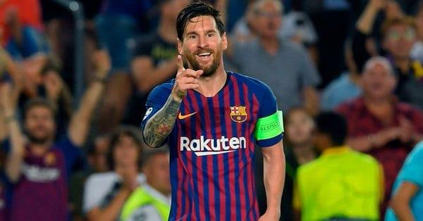 Leo Messi scores another hatrick