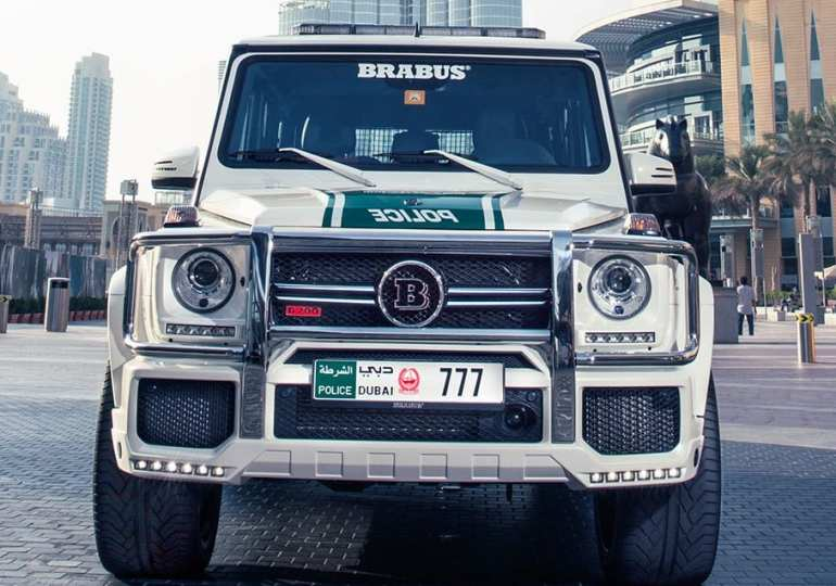 Dubai Police go the extra mile to return lost property