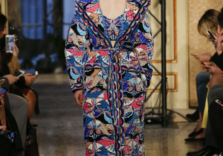 EMILIO PUCCI FW2018 19 19  - WTX News Breaking News, fashion & Culture from around the World - Daily News Briefings -Finance, Business, Politics & Sports