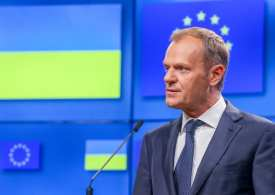 The EU Donald Tusk sends a letter to PM over Brexit - assurances over backstop