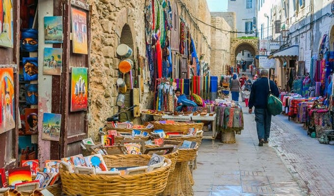 """Morocco ranked as the 62nd """"Best Country for Business"""" for 2019."""