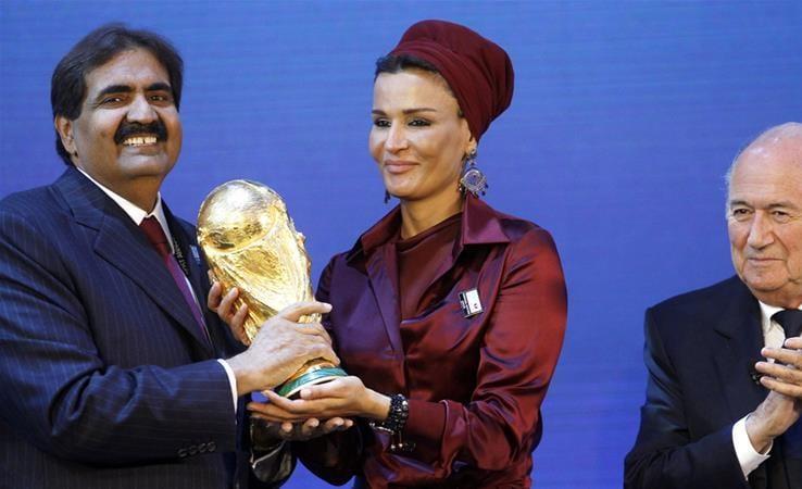 Lynton Crosby offered to undermine the 2022 Qatar World Cup