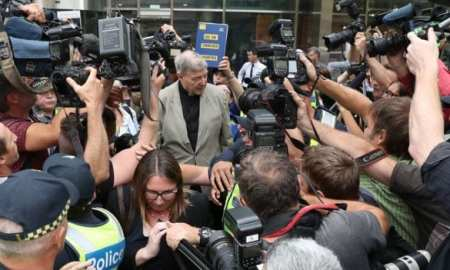 Pell convicted on two counts of child abuse