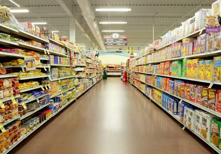Food for thought - Supermarket Chaos