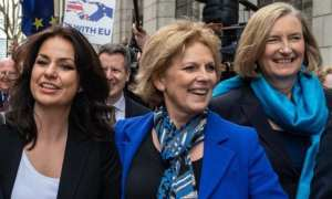 Three MP's quit the Tory party over Brexit
