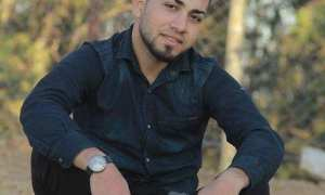 Palestinian boy 17 year killed in the Protest anniversary of 'The Great March 2019'