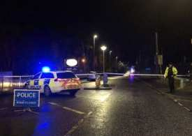 Breaking: Two people killed in St Patrick's day party