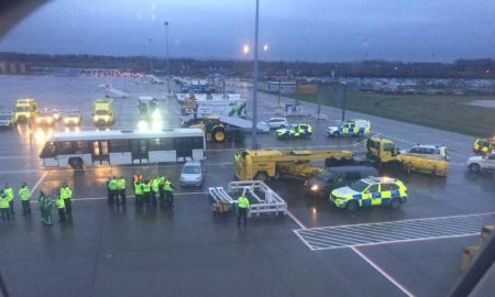 Passengers and crew on a Virgin Atlantic flight were put into quarantine due to widespread sickness on board the plane.