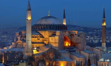 Istanbul's Hagia Sophia museum will be converted back into a mosque