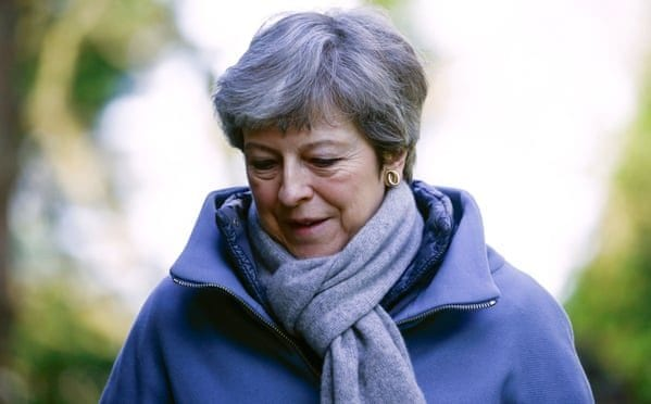 Theresa May's days numbered after losing yet another Brexit vote