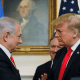 Trump & Netanyahu sign Golan Heights as Israeli territory