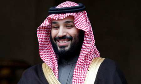 MBS Crown Prince Mohammed bin Salman receives special humanitarian award from Pakistan