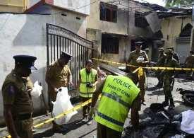 Sri Lanka's Easter massacre