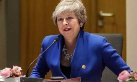 Theresa may is proposed an Brexit extension to Halloween Oct 31st